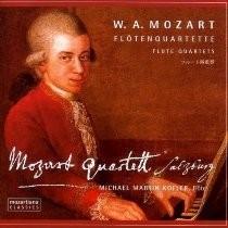 CD Mozart: Flute Quartets