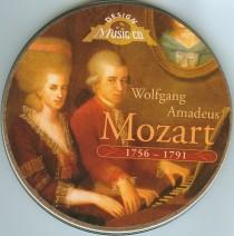 CD Mozart: Designerdose
