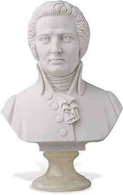 Mozart bust large