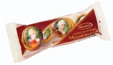 3 Mozartkugeln in der Impulspackung