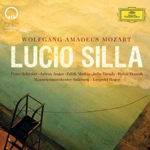 3-CD-SET Mozart: Lucio Silla
