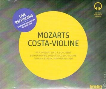 CD Mozart: Mozarts Costa-Violine