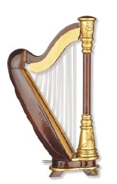 Magnet Harfe