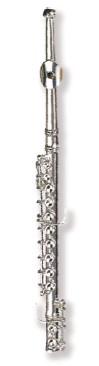 Magnet Cross flute