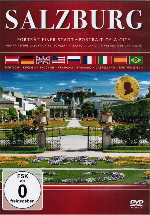 DVD Salzburg: Portrait einer Stadt