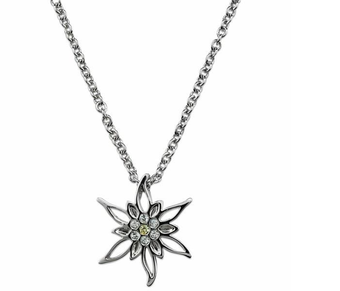 Crystalp Jewellery pendant, flower