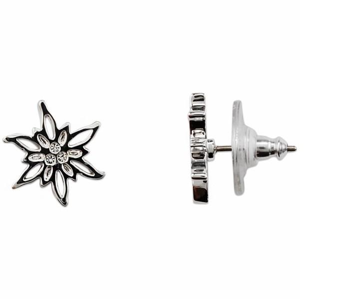 Crystalp Jewellery ear rings flower