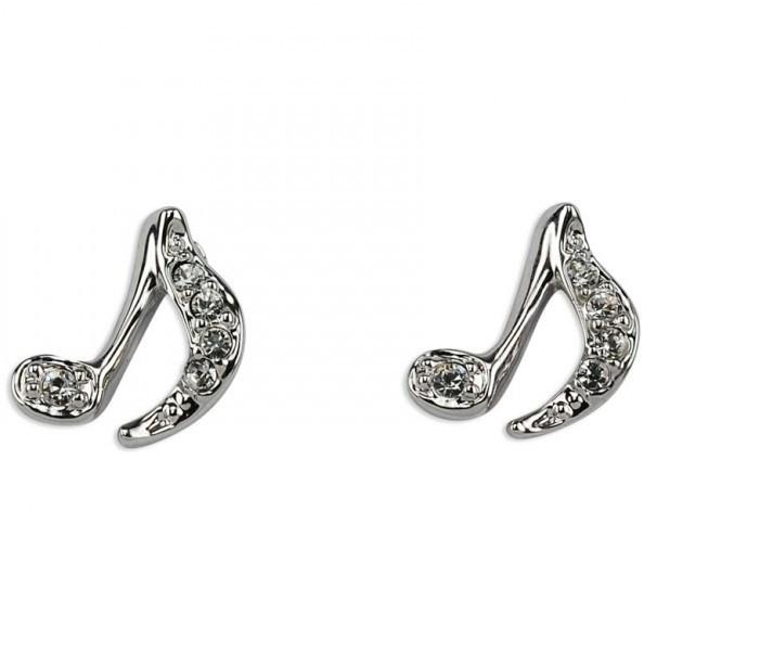 Crystalp Jewellery ear rings quaver