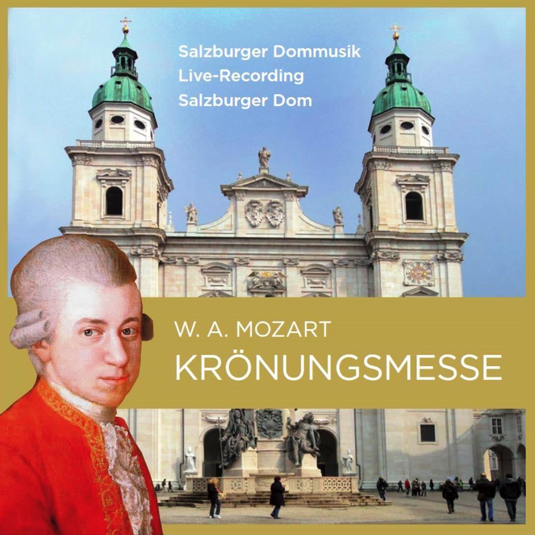 CD Mozart: Krönungsmesse KV 317