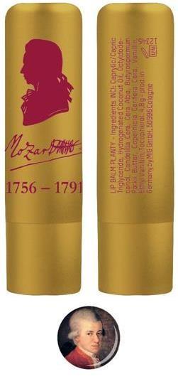 Lippenbalsam Mozart gold